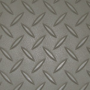 RoughTex Diamond Deck® Roll Out Flooring Pewter