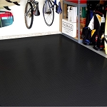 Black Garage Flooring